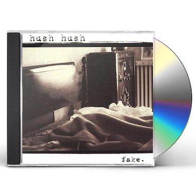 Hush Hush FAKE CD