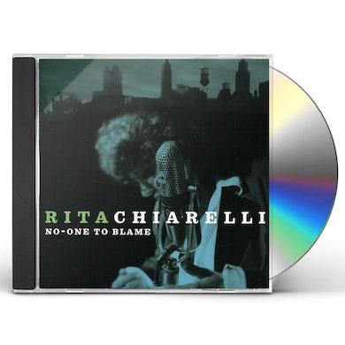 Rita Chiarelli NO ONE TO BLAME CD