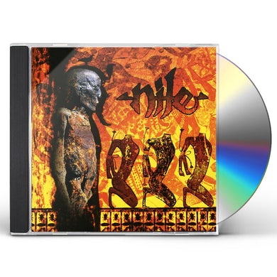 Nile AMONGST THE CATACOMBS OF NEPHREN-KA CD