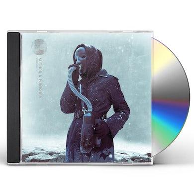Author & Punisher BEASTLAND CD