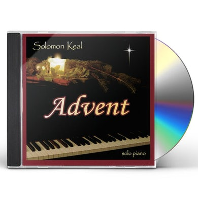 Solomon Keal ADVENT CD