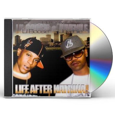 Boosie Badazz LIFE AFTER KATRINA 1 CD