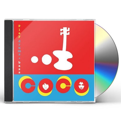 Coco PLAY DRUMS + BASS CD