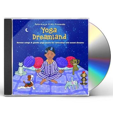 Putumayo Kids Presents YOGA DREAMLAND CD