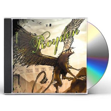Royden BEST FRIENDS OUR WORST ENEMIES CD