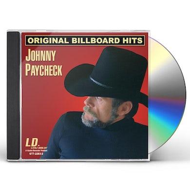 Johnny Paycheck ORIGINAL BILLBOARD HITS CD