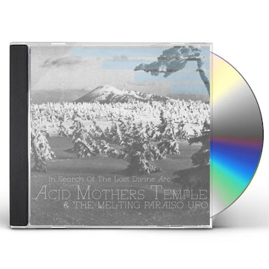Acid Mothers Temple & Melting Paraiso U.F.O. IN SEARCH OF THE LOST DIVINE ARC CD
