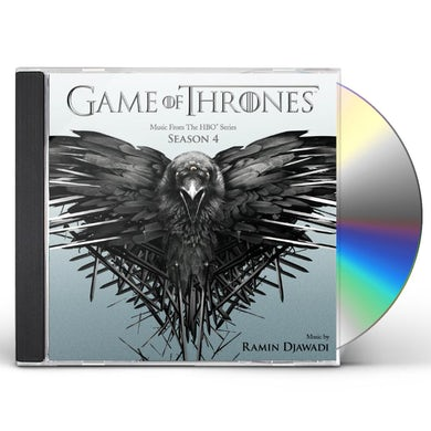 RAMIN DJAWADI GAME OF THRONES SEASON 4 - TV Original Soundtrack CD