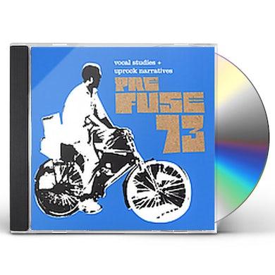 Prefuse 73 VOCAL STUDIES & UPROCK NARRATIVES CD
