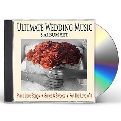 Robbins Island Music Group ULTIMATE WEDDING MUSIC: PIANO LOVE SONGS CD