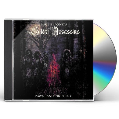 Mike Lepond'S Silent Assassins PAWN & PROPHECY CD