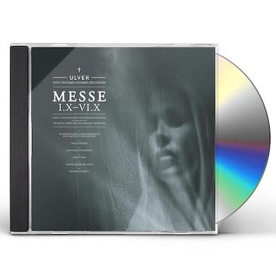 Ulver Messe I.X.   Vi.X. CD