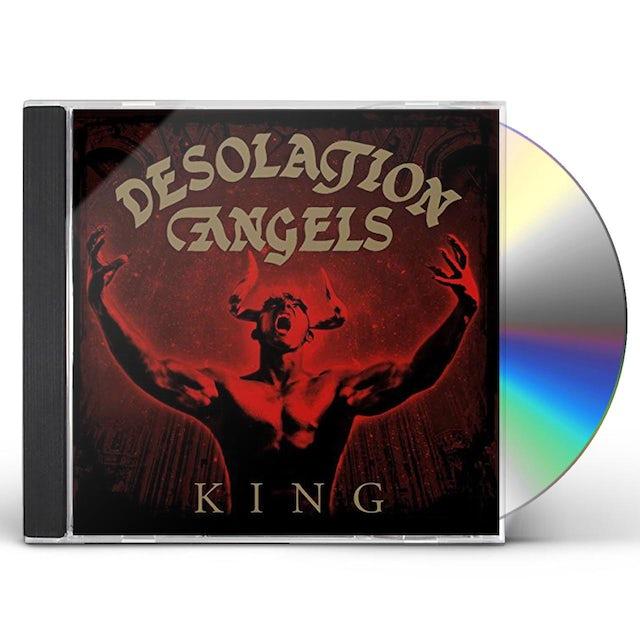 DESOLATION ANGELS KING CD