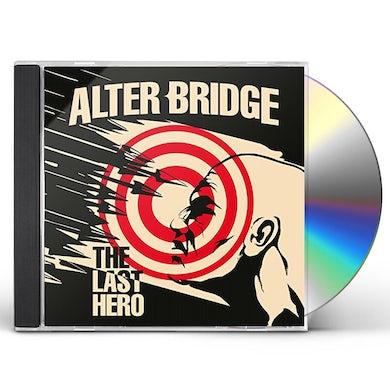 Alter Bridge LAST HERO CD