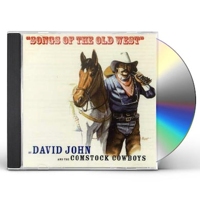 David John SONGS OF THE OLD WEST CD