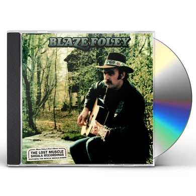 Blaze Foley LOST MUSCLE SHOALS RECORDINGS CD
