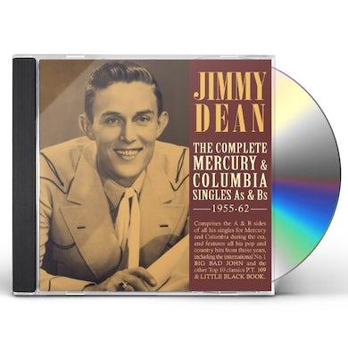Jimmy Dean COMPLETE MERCURY & COLUMBIA SINGLES AS & BS CD