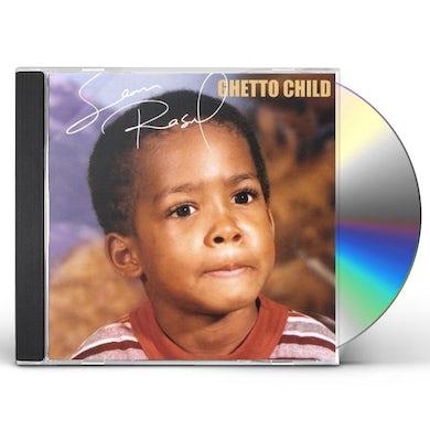 Sean Rasul GHETTO CHILD CD