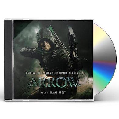 Blake Neely Arrow: Season 6 (OST) CD