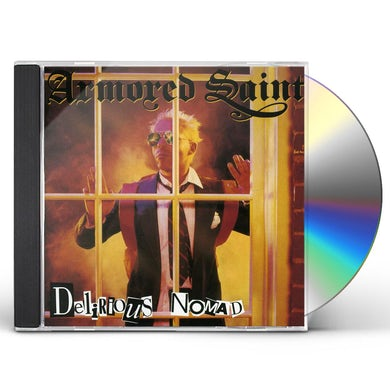 Armored Saint DELIRIOUS NOMAD CD