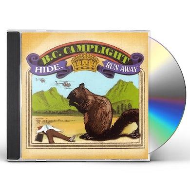 BC CAMPLIGHT HIDE RUN AWAY CD