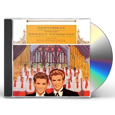 CHRISTMAS WITH THE EVERLY BROTHERS CD