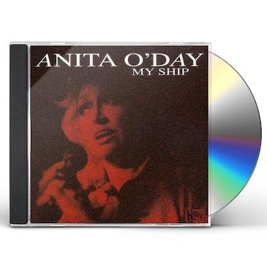 Anita O'Day MY SHIP CD