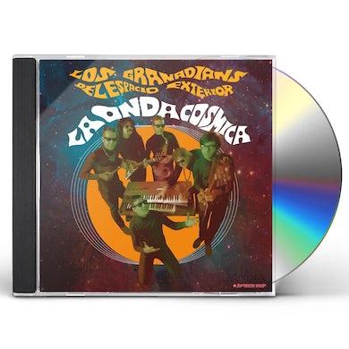Los Granadians Del Espacio Exterior LA ONDA COSMICA CD