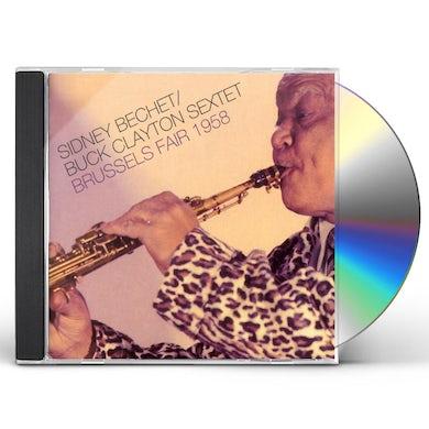 Sidney Bechet BRUSSELS FAIR 1958 CD