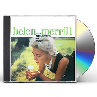 Helen Merrill NEARNESS OF YOU / YOU'VE GOT A DATE WITH THE BLUES CD