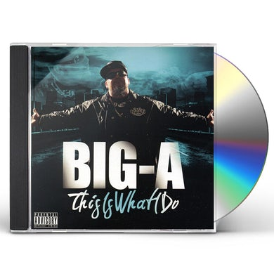 Big A THIS IS WHAT I DO CD