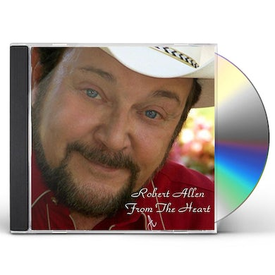 Robert Allen FROM THE HEART CD