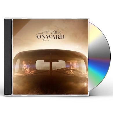 Tip Jar ONWARD CD