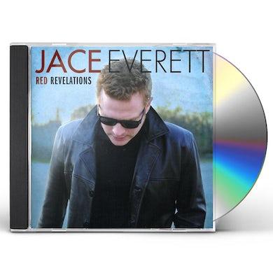 Jace Everett RED REVELATIONS CD