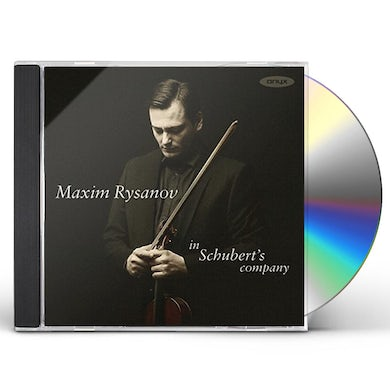 IN SCHUBERT'S COMPANY CD