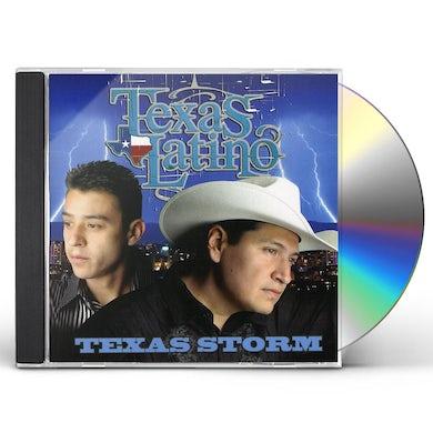 Texas Latino TEXAS STORM CD