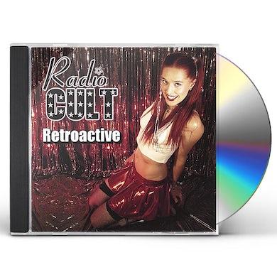 Radio Cult RETROACTIVE CD