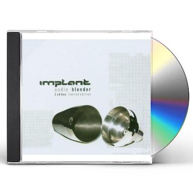 Implant AUDIO BLENDER CD