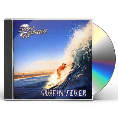 Surf Raiders SURFIN FEVER CD