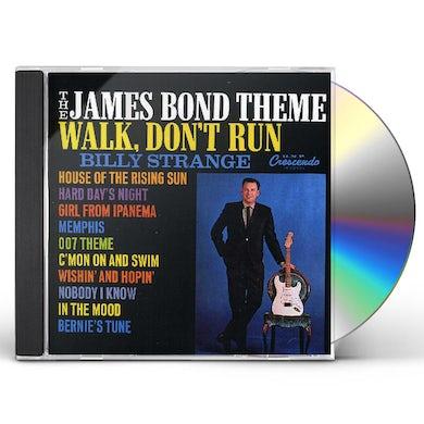 Billy Strange JAMES BOND THEME / WALK DON'T CD