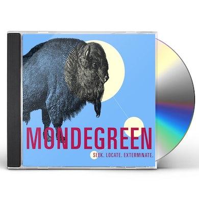 Mondegreen SEEK. LOCATE. EXTERMINATE. CD