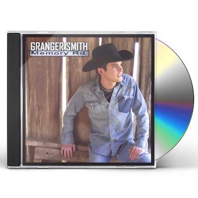 Granger Smith MEMORY RD CD
