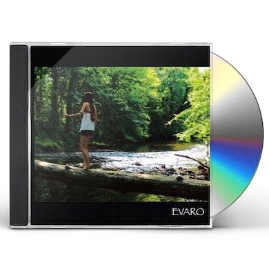 Evaro IN YOUR EYES CD