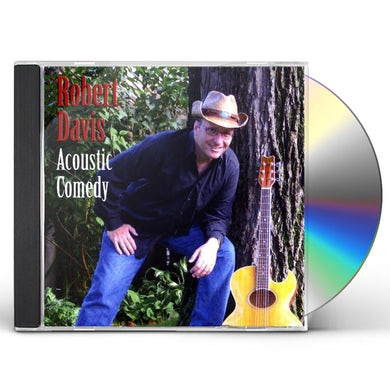 Robert Davis ACOUSTIC COMEDY CD