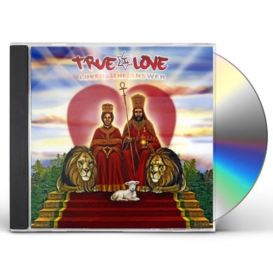 True Love LOVE IS THE ANSWER CD