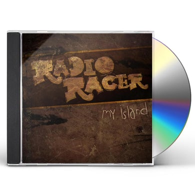 Radio Racer MY ISLAND CD