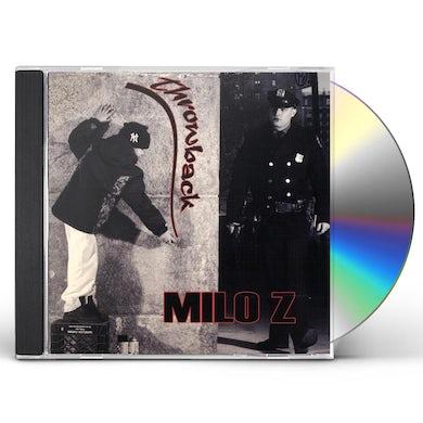 Milo Z THROWBACK CD