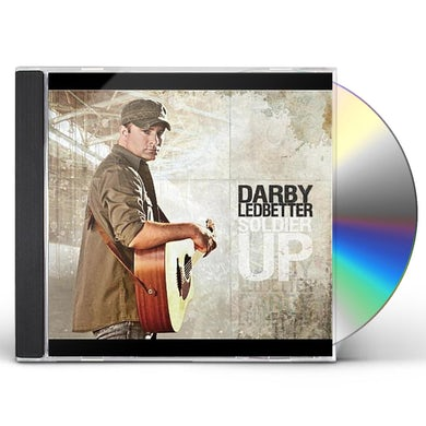 Darby Ledbetter SOLDIER UP CD