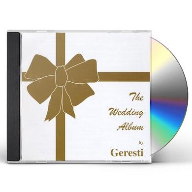 Geresti WEDDING ALBUM CD