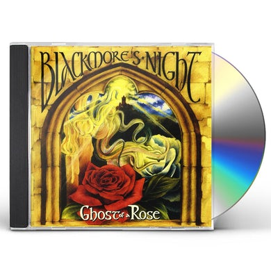 Blackmore'S Night GHOST OF A ROSE CD